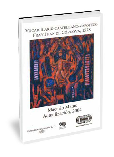 Vocabulario castellano-zapoteco